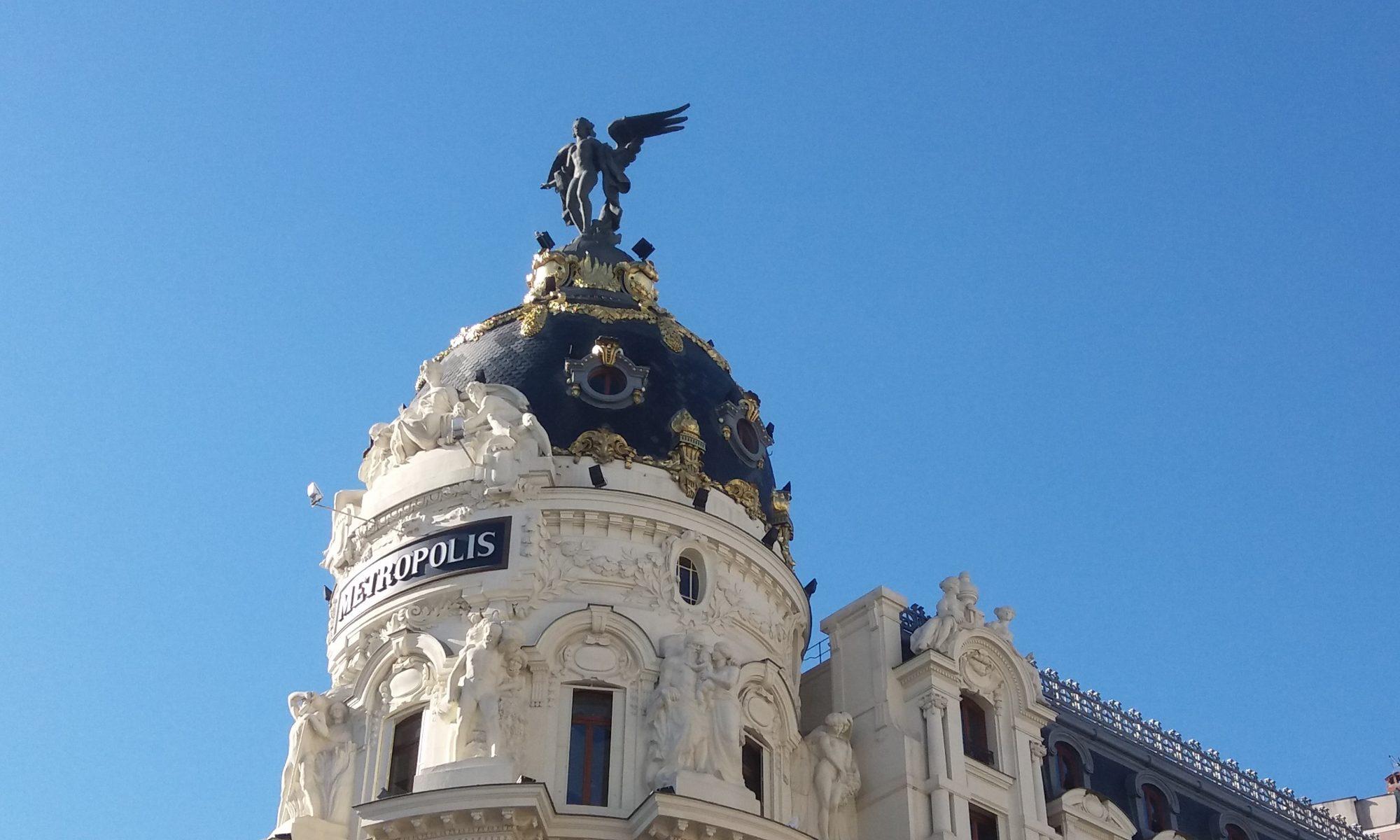 Pasa en Madrid